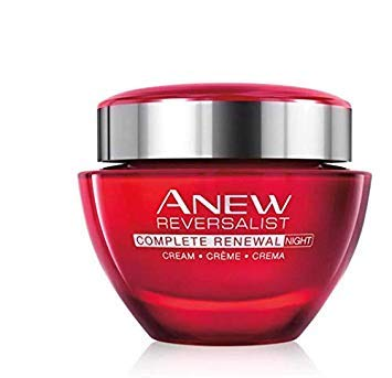 NEW AVON ~ Anew Reversalist COMPLETE RENEWAL NIGHT CREAM