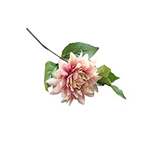 Fake Silk Flower Leaf Artificial Home Wedding Decor Bridal Bouquet Flowers Home Decoration decoracao de Festa 2