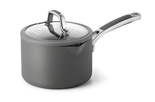 Calphalon Simply Easy System Nonstick Sauce Pan, 2.5-Quart