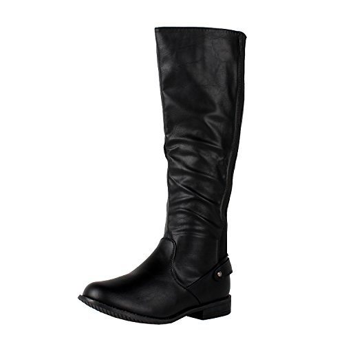 West  (Black Womens Boots)