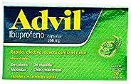Advil Fastgel, 20 Cápsulas Líquidas.