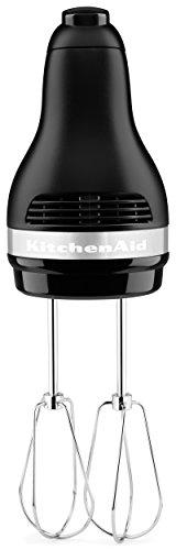 KitchenAid KHM512BM 5 Speed Hand Mixer Black Matte