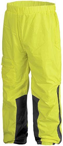 Firstgear Sierra Rain Pants (Medium) (Dayglo) - Firstgear Sierra Pants