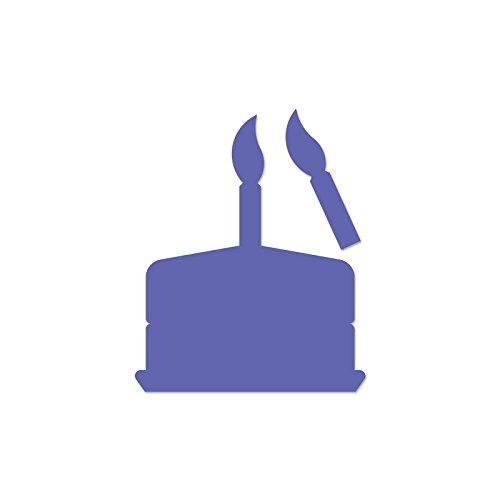 Ellison Birthday Cake Sure Cut Die, Large
