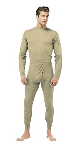 Rothco Gen Iii Silk Weight Bottoms - Sand, Medium