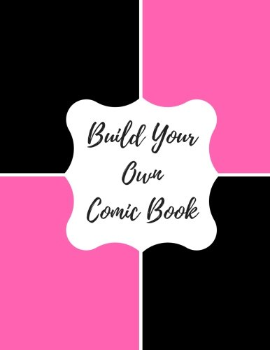 Download Build Your Own Comic Book: Blank/ Empty Cartoon Strips  8.5 x 11 in 100 Pages Multi Panels Comic Book Paper Template Journal Notebook Format. Build Your Own Comic Book pdf