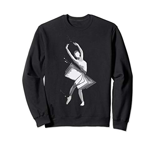 This Girl Is A Dancer And She Also Loves Reading Book Shirt -