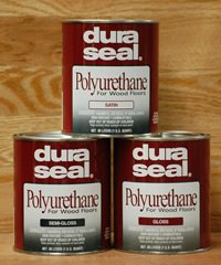 Dura Seal 1G Semi Gloss 305 Polyurethane (Based Gloss Oil)