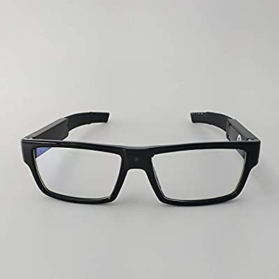 Glasses with Hidden Camera, Surveillance Video Glasses, Sporting Video Recorder
