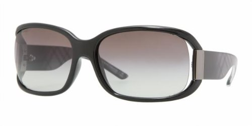 Burberry Sunglasses 4071 BLACK/GRAY GRADIENT - Burberry Trend