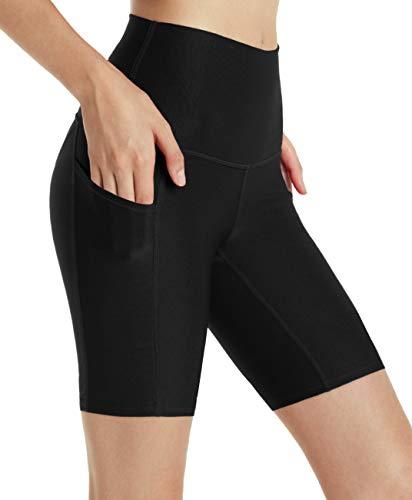 Yoga Boy Short (TM-FYS15-BLK_Medium Tesla Shorts 3