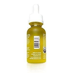 100% Organic Anti Aging Face Oil Serum Moisturizer - Premium 2 oz. By Cutis Sanus – Natural Advanced Skin Care With Vitamins C, B, A & E – For Wrinkle & Fine Line Reduction, Sun Spots, Dark Circles