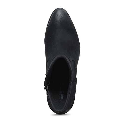 Kurze schwarze Stiefeletten