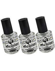 3 X Seche Vite Restore Polish Thinner Professional kit only thinner to thin a bottle of Seche vite to its original consistency. Will not diminish shine or dull colors. \ Size 0.5 oz, 14 ml