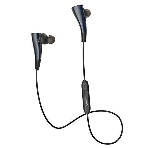 iClever Bluetooth Headphones Sport - Workout Headphones Spla
