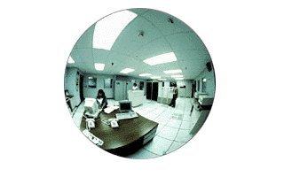 Acrylic Convex Economy Mirror - 4