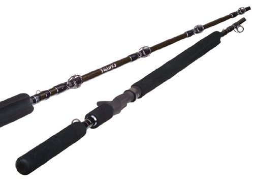 Kayak Rods Casting (OKUMA Baidarka Kayak Casting Rod (8-15 Lbs, 7-Feet 6-Inch, Medium-Light))