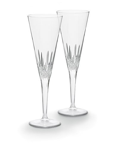 Vera Wang by Wedgwood Duchesse Toasting Flute Pair