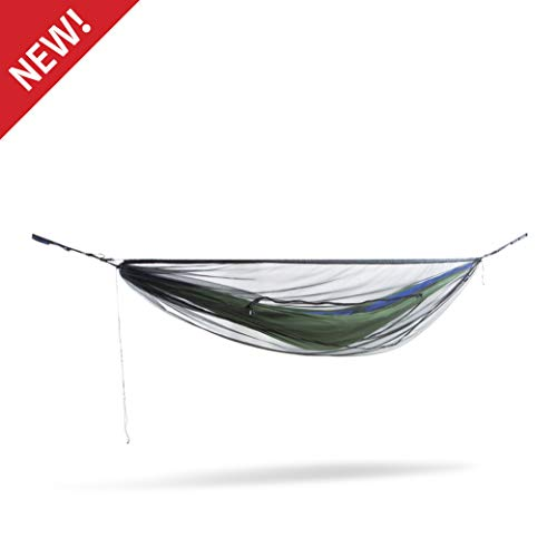 Eagles Nest Outfitters ENO Guardian SL Bug Net, Hammock Bug Netting, Charcoal (2019) - Eno Guardian Bug Net