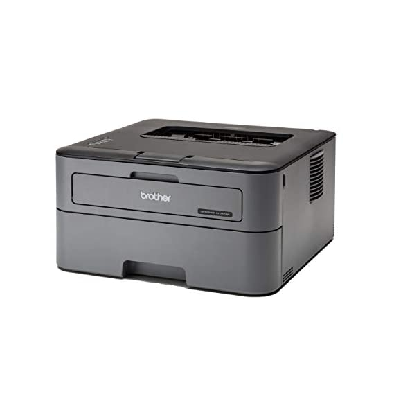 Brother HL-L2321D Single-Function Monochrome Laser Printer with Auto Duplex Printing