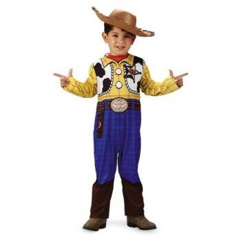 [Woody Classic - Size: Child M(7-8)] (Woody Toy Story Costume Accessories)