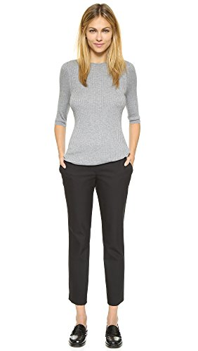 Theory Women's Approach Thaniel Pants, Black, 10 by Theory (Image #4)
