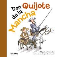 Don Quijote de la Mancha par Campoy