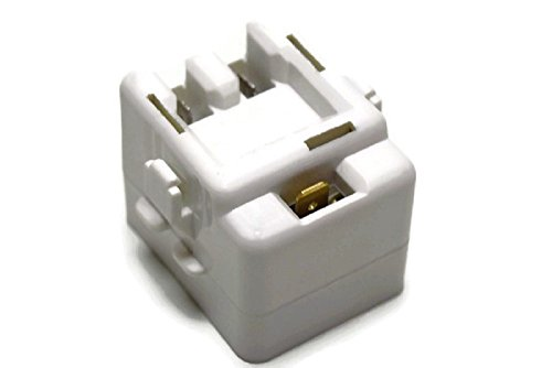Fits Maytag Kenmore 61005518 Relay and Overload 12002782 ()