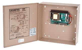 PS505E1R - CRL Locknetics® 505 Series Low Voltage Regulated Power Supply