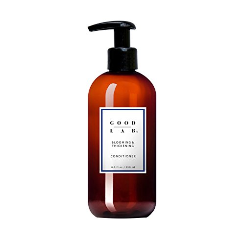 Good Lab Blooming & Thickening Conditioner for Hair Loss, Hair Growth & Thinning Hair. Packed w/DHT Blockers & Antioxidants. SLS-free Conditioner. All Hair Types.
