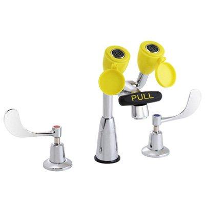 Chrome-Plated Brass Speakman® Eyesaver® Lead-Free Eyewash Faucet by Emedco (Image #2)