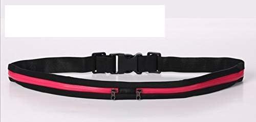 zhenzhen Waterproof Invisible Sports Outdoor Waist Bag Pocket sacoche Cintura