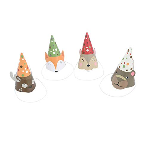 Kids Party Birthday Hat Festive Party Crown Headgear Birthday Party Decor Festive Party Supplies -