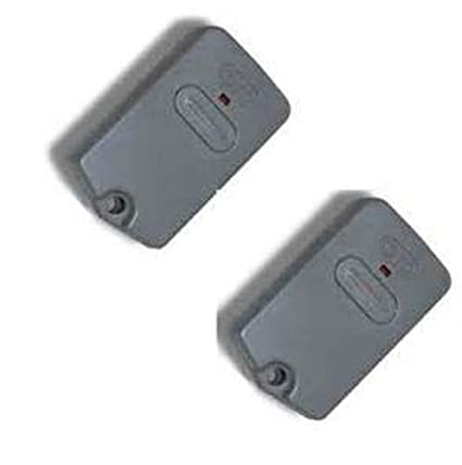 Comp Mighty Mule Entry Transmitter Remote 2PK GTO Gate Opener