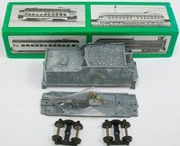 Bowser 150032 32 Foot Die-cast Tender Undecorated Kit HO Gauge