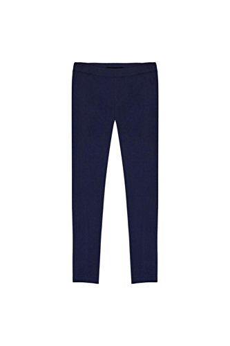 French Toast Little Girls' Solid Legging, Navy, 6 (French Toast Kids Clothes)
