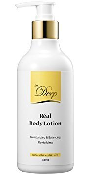 Dr.Deep Real Body Lotion Soothing Shea Butter Included Moisturizing Body Lotion