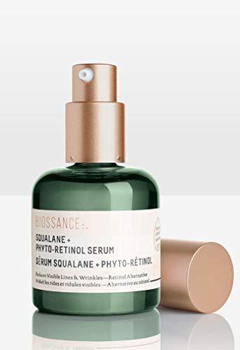 Biossance Squalane Phyto-Retinol Serum Full size 1oz/30mL