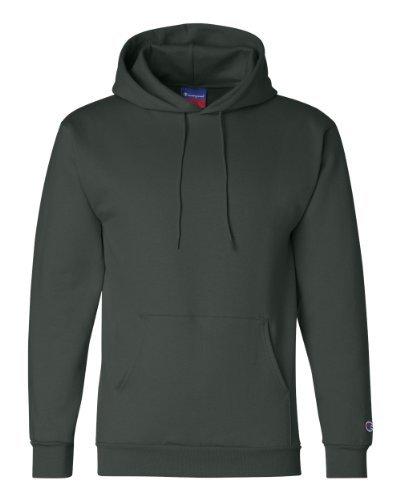 Champion Men's Front Pocket Pullover Hoodie Sweatshirt, XXX-Large, Dark Green for $<!--$21.94-->