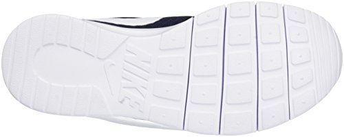 Nike Obsidian / White-Photo Blue, Zapatillas de Deporte Niños Blanco (Obsidian / White-Photo Blue)