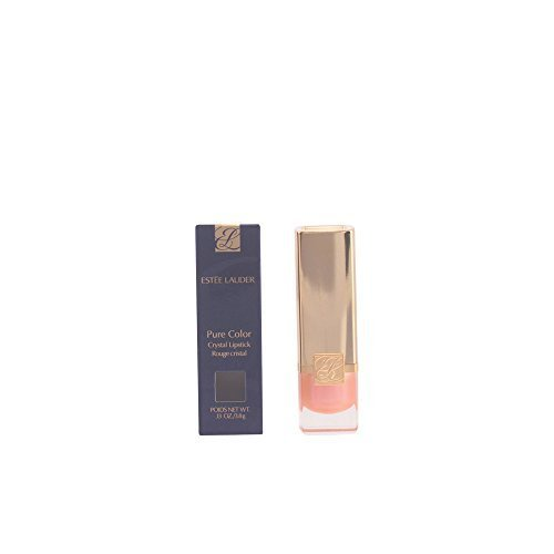 Estee Lauder Pure Color Crystal Lipstick 01 Crystal Baby Creme, 0.13oz, 3.8g by Unknown