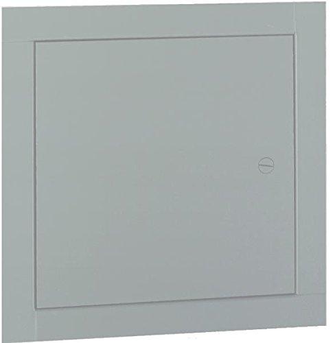JL Industries 9TM 10'' x 10'' Flush Universal Access Door Panel, Primed For Paint by JL Industries
