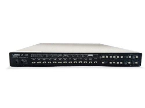 Leader Signal Generator - Leader Instruments LT440D HDTV Digital Signal Generator