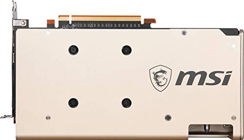 MSI - Scheda grafica Radeon RX 5700 XT EVOKE OC a 256 bit, 8 GB GDDR6, HDMI, DP, PCI Express 4.0