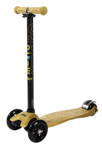 micro maxi kick scooter gold with t bar buy online in. Black Bedroom Furniture Sets. Home Design Ideas