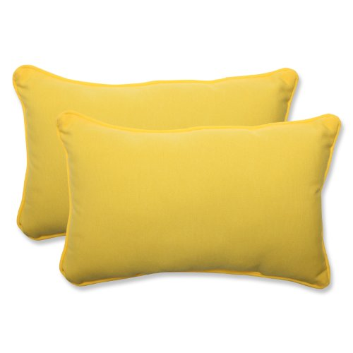 Pillow Perfect Outdoor Fresco Rectangular