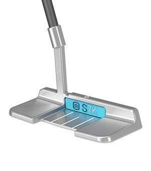 S7K Standing Putter for Men and Women -Stand Up Golf Putter for Perfect Alignment -Legal for Tournament Play -Eliminate 3-Putts (right)