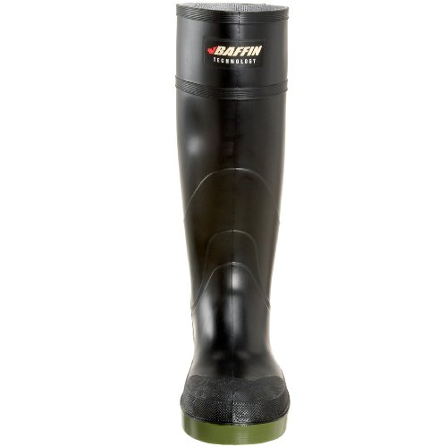Baffin Mens Petrolia Canadian Made Industrial Rubber Boot Black/Forest QvNkwv