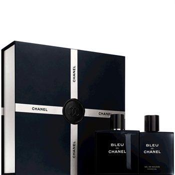 c89d31fe91f Amazon.com   Bleu de Chanel Boldly Unexpected Gift Set for Men (3.4 FL OZ  EDT Spray and Shower Gel))   Fragrance Sets   Beauty