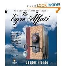 The Eyre Affair Thursday Next Novels Publisher: Penguin Audio; Unabridged edition by Penguin Audio